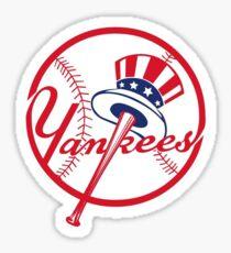 Yankees New York   Sports Sticker