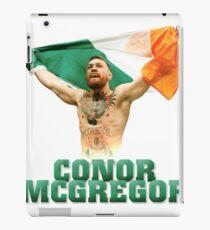 Conor McGregor - Flag iPad Case/Skin