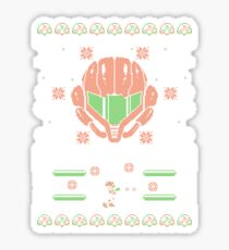 Ugly Samus Sweater Sticker