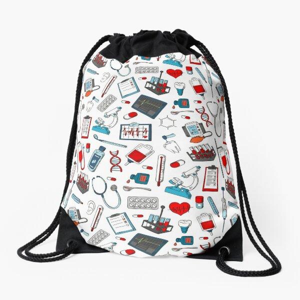 Nurse Tools  Drawstring Bag