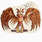 The Owl by C. Ella