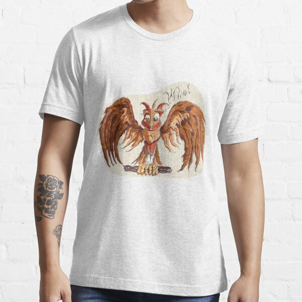 The Owl Essential T-Shirt