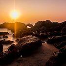 Sunset in Goa II by Nishant Kuchekar