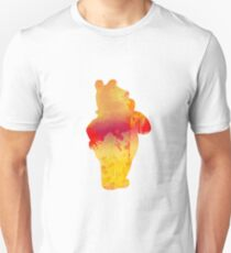 Bear Inspired Silhouette Unisex T-Shirt