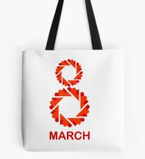March 8- Womens day Tote Bag