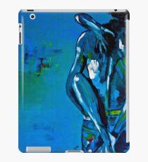 Blue Passion iPad-Hülle & Skin