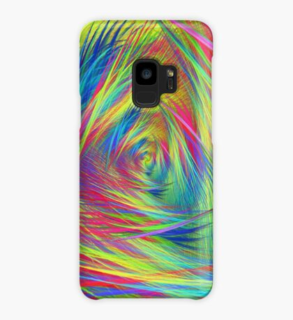 Forma 3 chaos continuous #fractal art Case/Skin for Samsung Galaxy