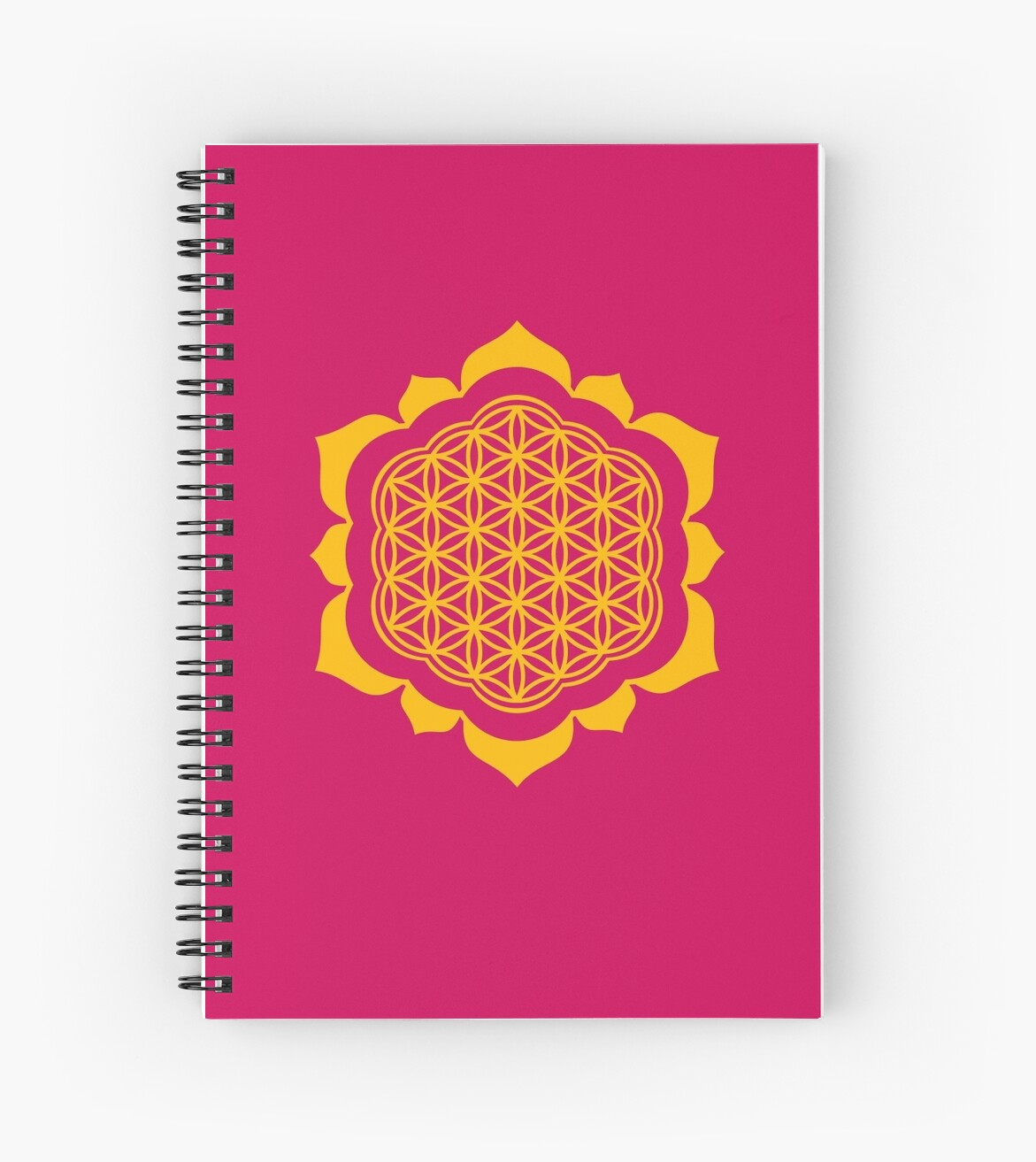 Flower Of Life Lotus Flower Sacred Geometry Metatrons Cube