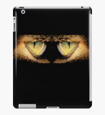 Cat's Eyes iPad Case/Skin