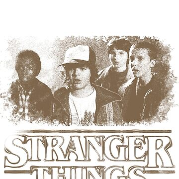 Stranger Things by NAAY
