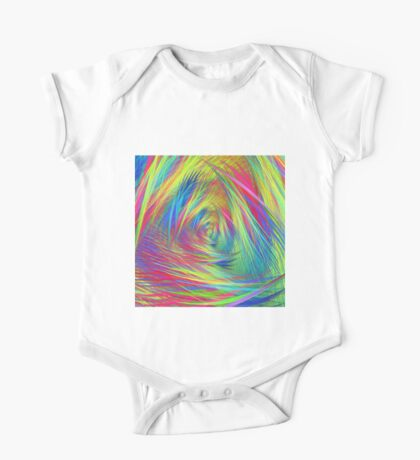 Forma 3 chaos continuous #fractal art Kids Clothes