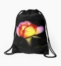 Rosebud Drawstring Bag