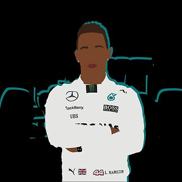Lewis Hamilton by BSouthern