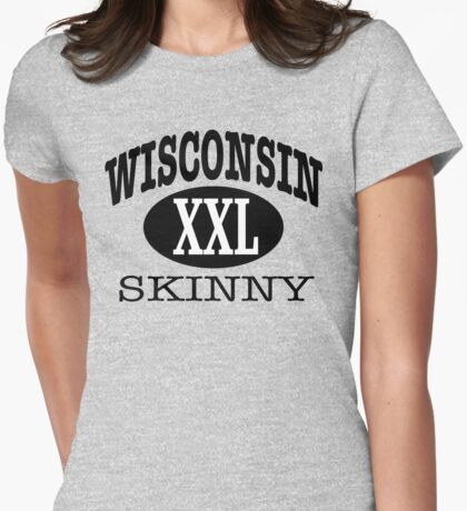 Wisconsin Skinny XXL T-Shirt