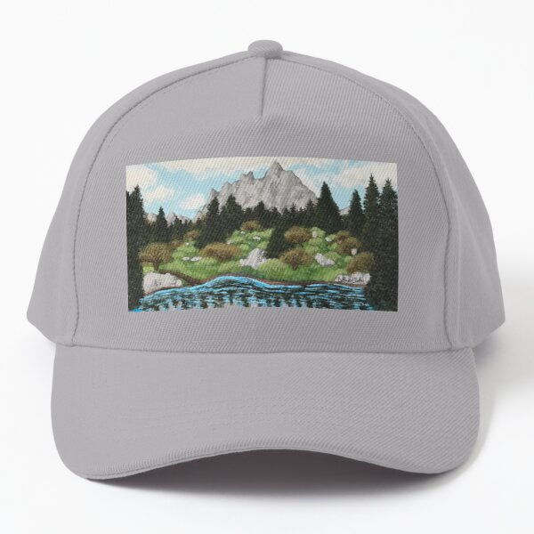 Reflections of Nature by Bethany Baker Baseball Cap
