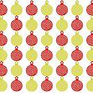 Christmas balls by RosiLorz
