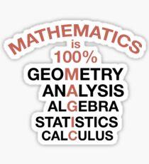 Math is Magic Sticker