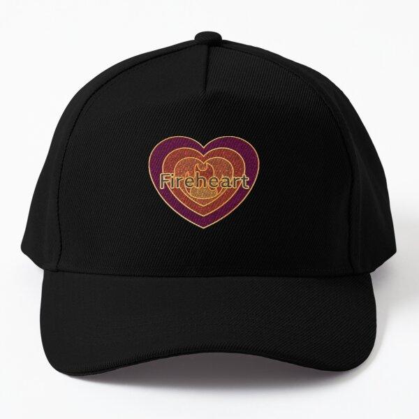 Fireheart Throne of Glass Enamel design Baseball Cap