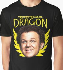 Step Brothers Dragon Graphic T-Shirt