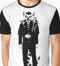 Lemur Man Graphic T-Shirt