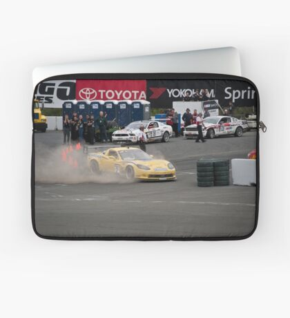 Corvette - Out of Control Laptop Sleeve