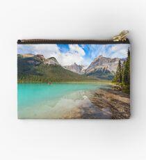 Emerald Lake Scenic Studio Pouch