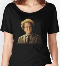 Dr. Steve Brule Women's Relaxed Fit T-Shirt