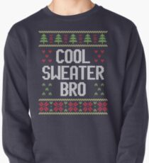Ugly Christmas Sweater - Cool Sweater Bro T-Shirt