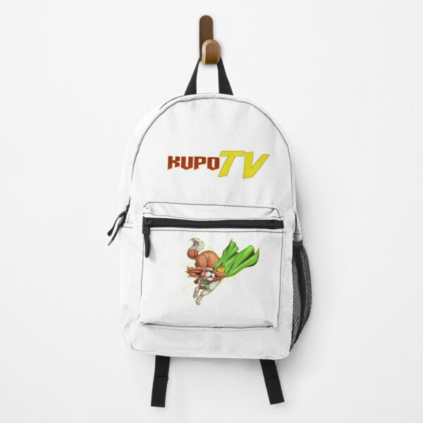 KupoTV by MyHeroIllustrations Backpack