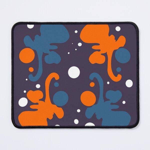 70s vibrant pattern Mouse Pad