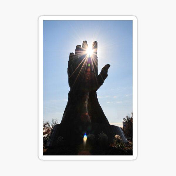 Reach For The Sun Sticker