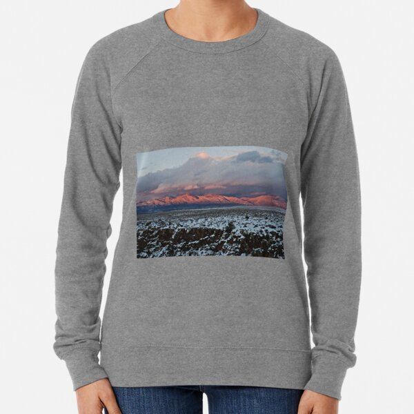Taos Mountains Lightweight Sweatshirt