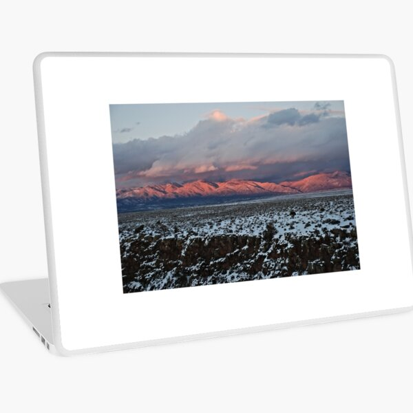 Taos Mountains Laptop Skin