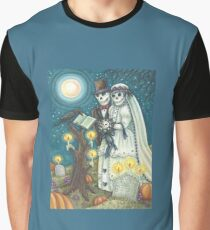 CEMETERY NUPTIALS Graphic T-Shirt