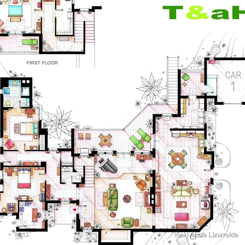 27 elegant charlie harper house floor plan graphics