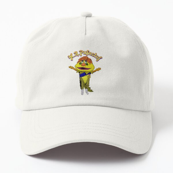 H. R. Pufnstuf Character from the 60s Saturday Morning Kids' Series Dad Hat