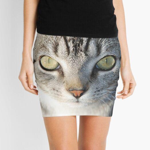Bright Eyes Mini Skirt
