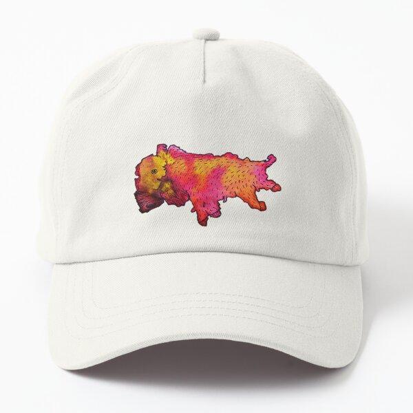 Whimsical Animal Friend Zoe Dad Hat