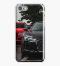Audi R8 V10 Plus 2015 iPhone Case/Skin