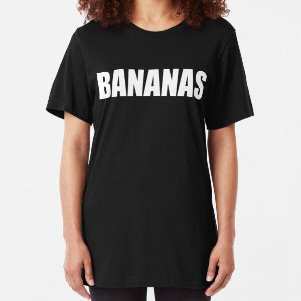 BANANAS - Mike And Dave Need Wedding Dates Slim Fit T-Shirt