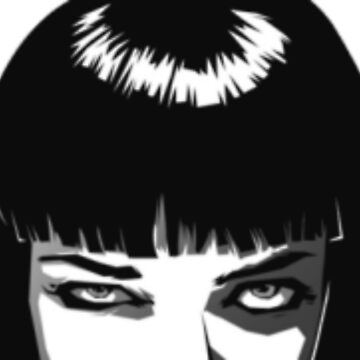Pulp Fiction - Mia Wallace 2 by chickenugget