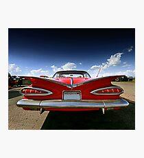 1959 Chevy Impala Photographic Print
