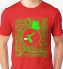 Cybergoth - Syringe (green) Unisex T-Shirt