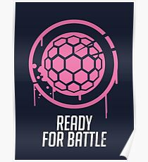 Ready for Battle Poster