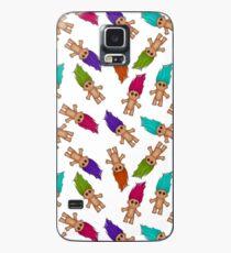 Troll pattern Case/Skin for Samsung Galaxy