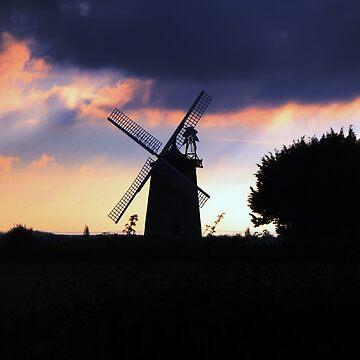 Oxford Windmill by CreativeRev