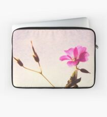flower close up 13 Laptop Sleeve
