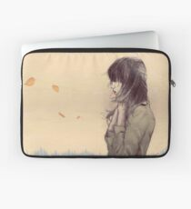Autumn Morning Laptop Sleeve