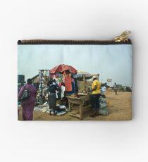 Street Shops Lagos 2 Studio Pouch