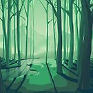 Forest II by ashraae